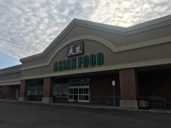Asian Food Markets' store in Marlboro Township, NJ