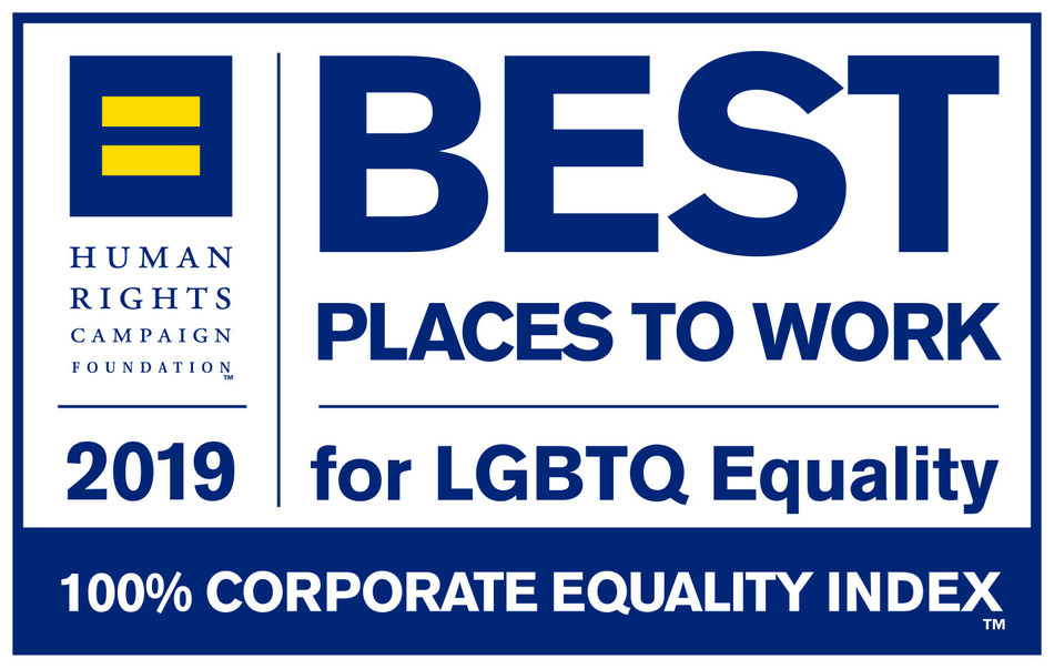Wyndham Hotels & Resorts has been named a 2019 Best Place to Work for LGBTQ Equality with a perfect score of 100 by the Human Rights Campaign.