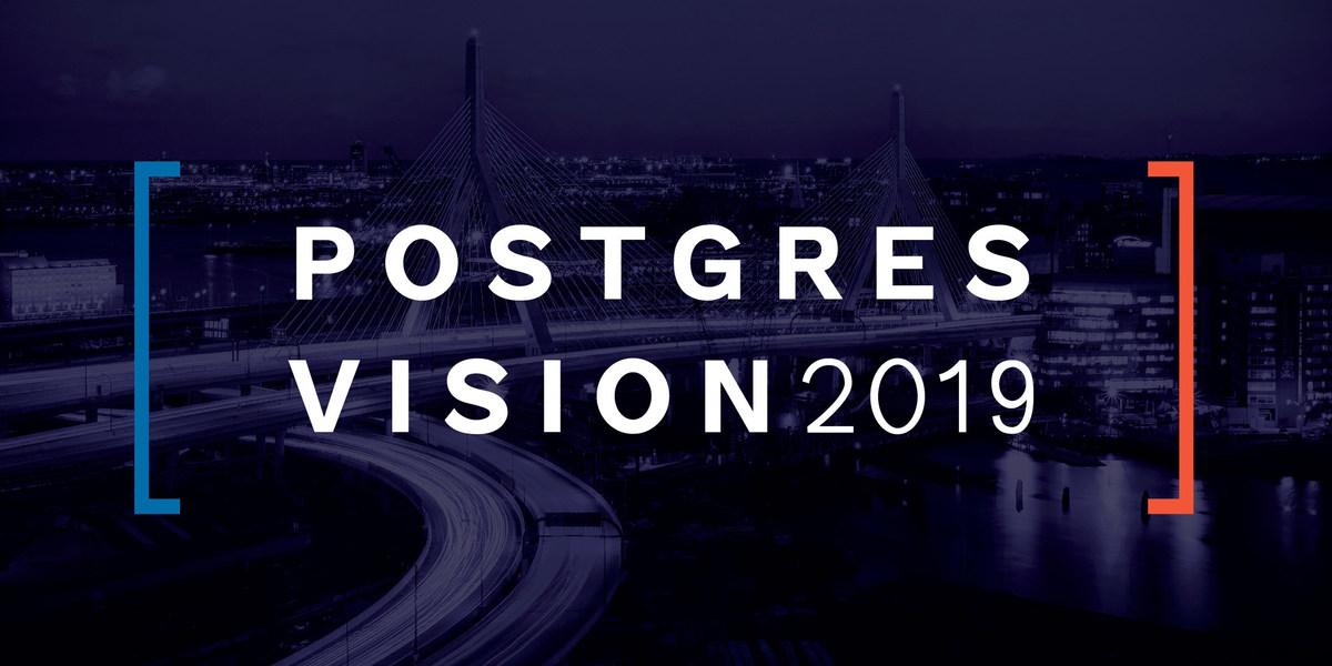 Tim Berners-Lee to Deliver Keynote at Postgres Vision 2019