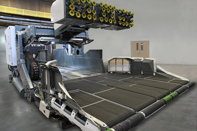 Honeywell announces an automated robotic solution for unloading a wide range of packages from truck trailers and shipping containers at distribution centers.