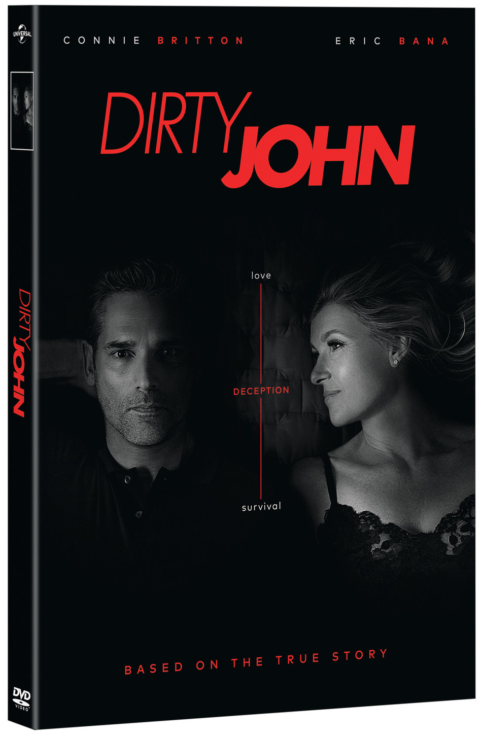 FROM UNIVERSAL PICTURES HOME ENTERTAINMENT: DIRTY JOHN