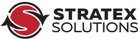 Stratex Solutions logo (PRNewsfoto/Stratex Solutions, LLC)