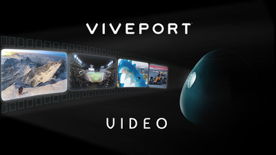 UPGRADED VIVEPORT VIDEO LAUNCHES WITH PREMIUM CONTENT FOR VIVEPORT INFINITY MEMBERS