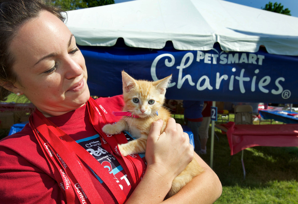 PetSmart Charities, Inc. is celebrating 25 years of bringing people and pets together.  Since 1994, the leading funder of animal welfare has partnered with nearly 4,000 humane societies, SPCAs and pet rescues to find loving homes for more than 8.5 million shelter pets. In addition, the nonprofit has granted over $400 million to help reduce pet homelessness, fund pet therapy programs and help keep people and the pets they love together during times of crisis.