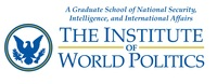 (PRNewsfoto/Institute of World Politics)