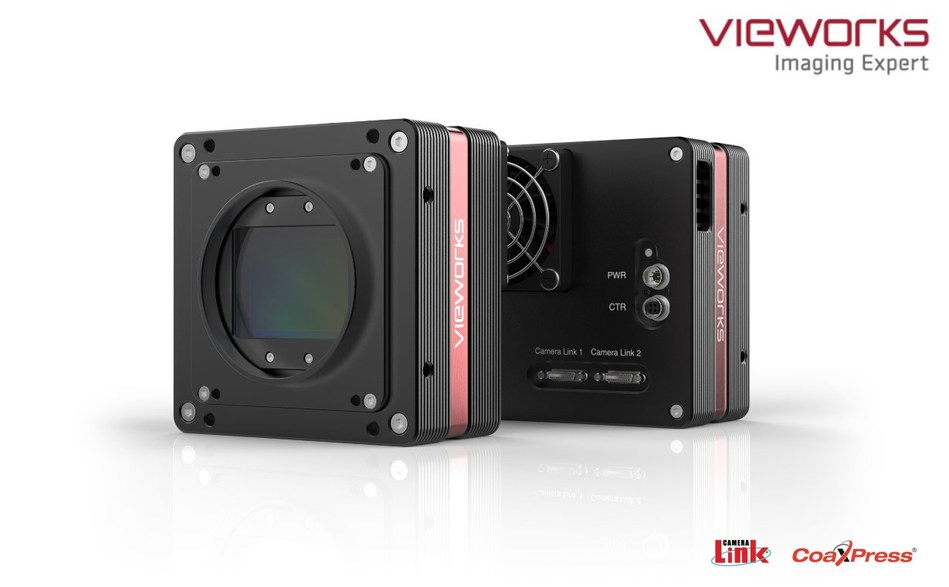 [High Resolution Thermometric Peltier Cooled Camera: VP-151M] (PRNewsfoto/Vieworks Co., Ltd.)