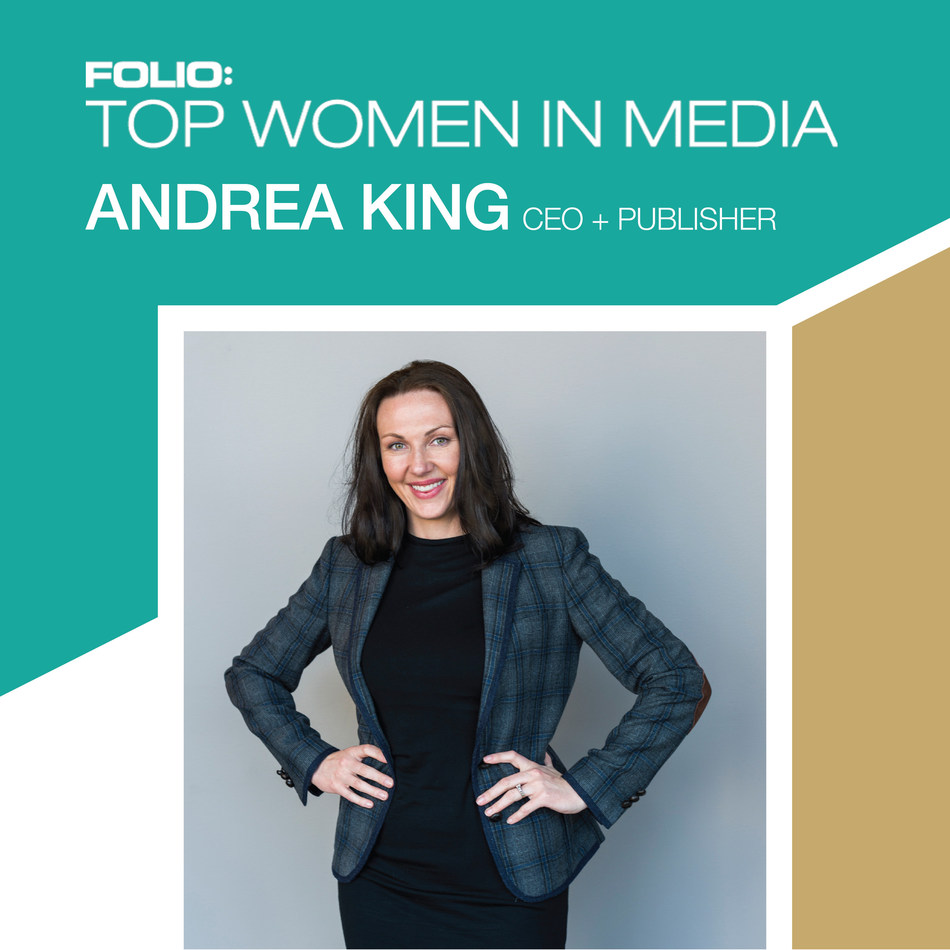 Andrea King, CEO & Publisher of State 23 Media