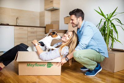 Mayflower survey reveals the pet factor in moving decisions.