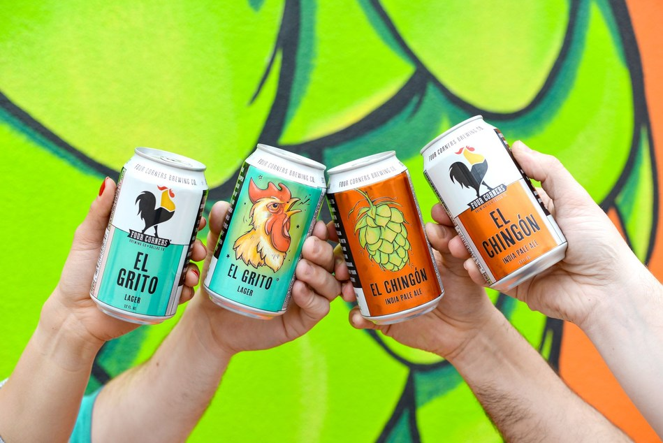 Four Corners Brewing Co. Brings Its Sabor to Southern California