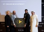 Emaar and ELIE SAAB Announce World Collaboration on Designing Haute Interiors for a Landmark Property in Emaar Beachfront