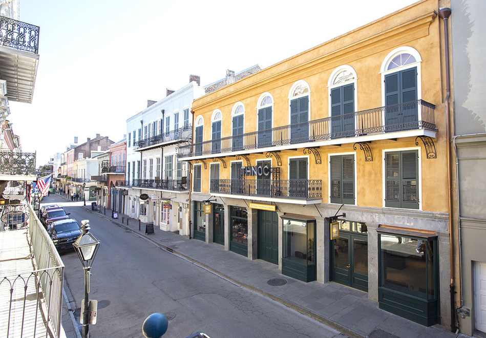 The Historic New Orleans Collection opens its new $38 million exhibition center located at 520 Royal Street in the French Quarter on April 6.