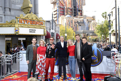 Avengers: Endgame Stars and Disney Team of Heroes Unite to Support $5 Million Donation to Benefit Children's Hospitals
