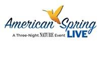Nature: American Spring LIVE logo