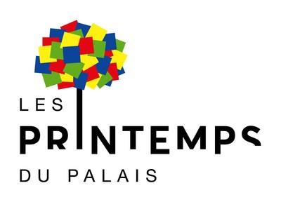 Logo : Les Printemps du Palais (Groupe CNW/Palais des congrès de Montréal)