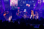 """Aerosmith Launches New Las Vegas Residency """"AEROSMITH: DEUCES ARE WILD""""; Rock 'n Roll Meets High-Tech For A Sold-Out Crowd At Park Theater At Park MGM Saturday, April 6"""