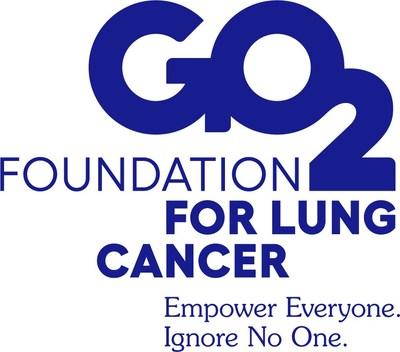 GO2Foundation for Lung Cancer (PRNewsfoto/GO2 Foundation for Lung Cancer)