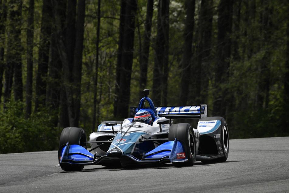 Takuma Sato led a 1-2-3 Honda Sweep of Sunday's Honda Indy Grand Prix of Alabama at Barber Motorsports Park.