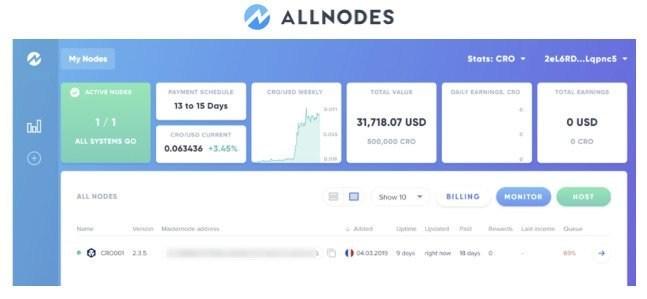 Crypto.com Chain Boosts CRO Token Utility With 12% Council Node Rewards