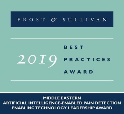 2019 Middle East Enabling Technology Leadership Award