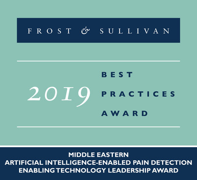 AIDirections Commended by Frost & Sullivan for Its Facial Recognition-enabled Pain Detection Solution