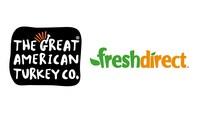 The Great American Turkey Co. & FreshDirect.