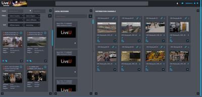 CBS Newspath Deploys LiveU Matrix Content Management Service Across CBS News Bureaus & Affiliates