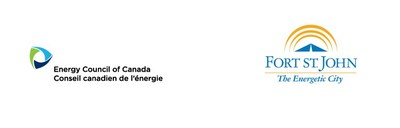 Energy Council of Canada and City of Fort St. John Logos (CNW Group/Energy Council of Canada)