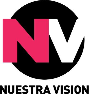 Nuestra Vision Logo (PRNewsfoto/Nuestra Vision)