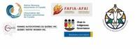 Logo: NWAC, FAFIA, ONW, QNW, Chair in Indigenous Governance - Ryerson University (CNW Group/Native Women's Association of Canada)
