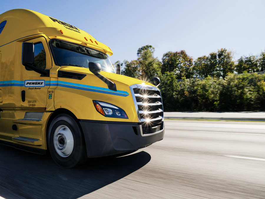 Penske Reading Pa >> Penske Truck Leasing Will Be Present At National Private Truck