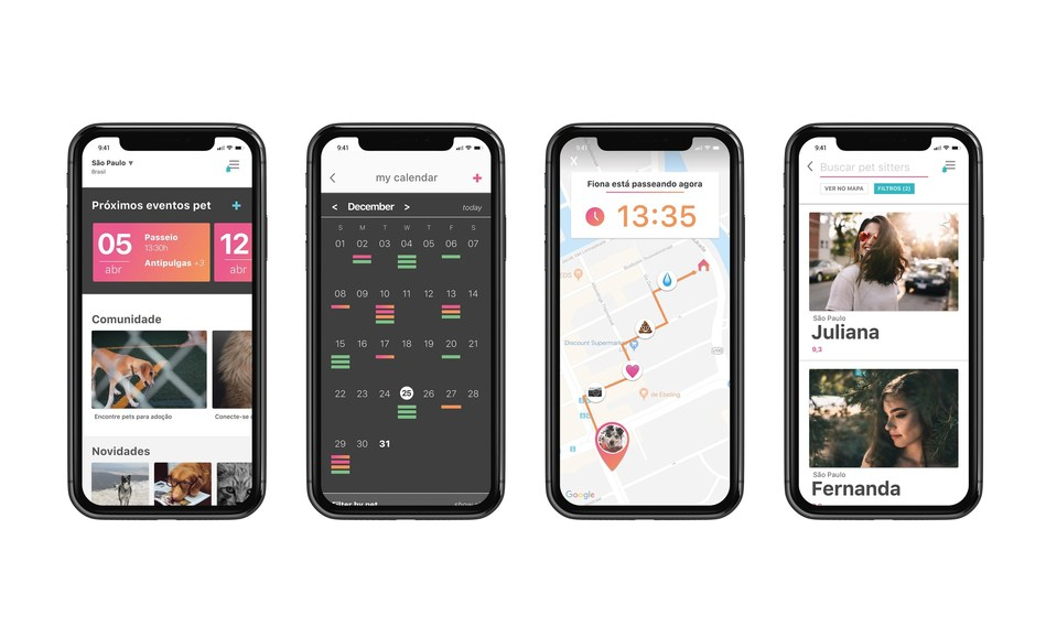 GoApp the first pet-centered marketplace