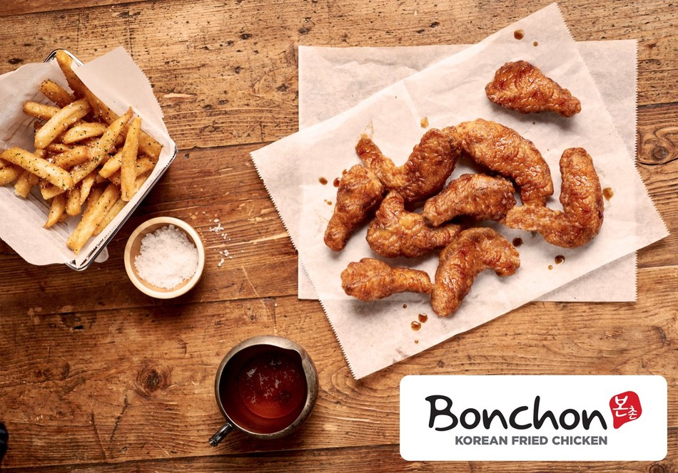 Bonchon, the world-famous restaurant chain known for its made-to-order Korean fried chicken, debuts new flavor this week, the Sweet Crunch, at over 90 U.S. restaurant locations.