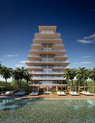 由安东尼奥-西特里奥设计的Arte公寓楼正式发售