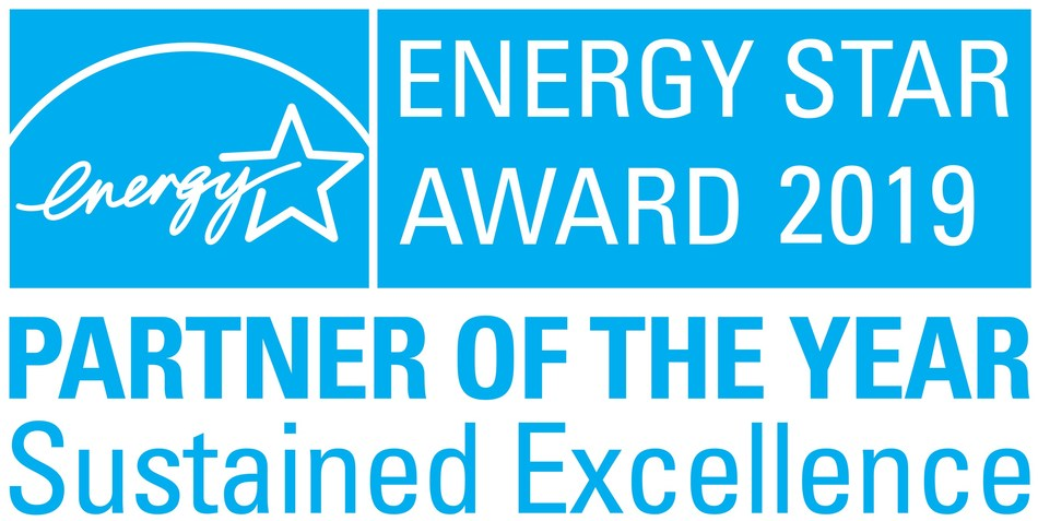 Andersen Corporation Named 2019 ENERGY STAR® Partner of the Year Sustained Excellence Award Winner - the highest honor given by ENERGY STAR for leadership in energy efficiency.