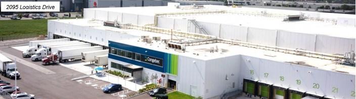 2095 Logistics Drive (CNW Group/Granite Real Estate Investment Trust)