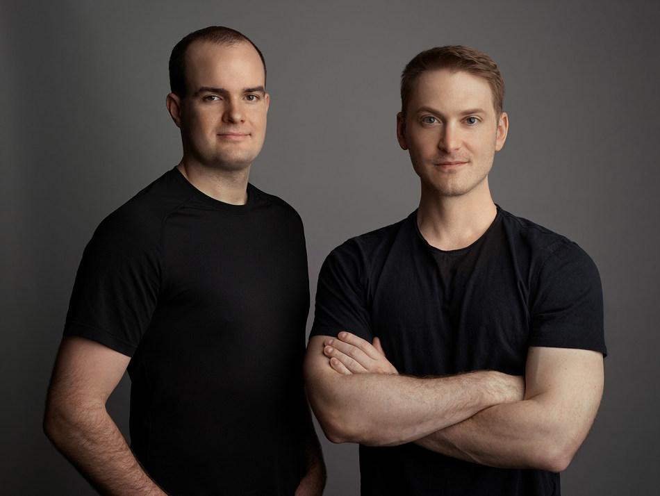 Expanse co-founders Tim Junio and Matt Kraning