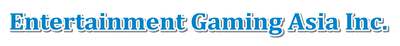 Entertainment Gaming Asia Inc. Logo (PRNewsFoto/Entertainment Gaming Asia Inc.)