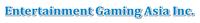 Entertainment Gaming Asia Inc. Logo (PRNewsFoto/Entertainment Gaming Asia Inc.) (PRNewsFoto/Entertainment Gaming Asia Inc.)