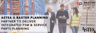 Service companies can benefit from a cohesive approach to field service management and service parts planning.