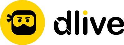 DLive Logo (PRNewsfoto/DLive)
