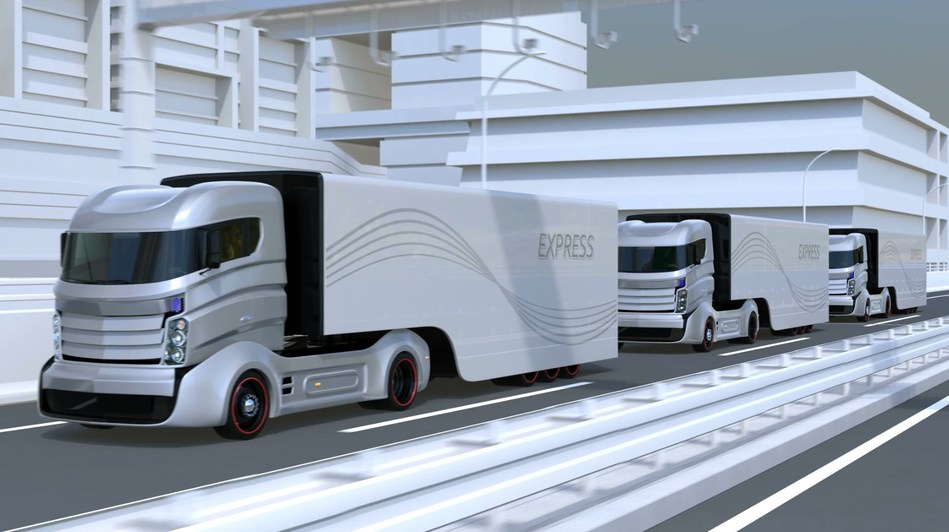 AMPLY's simple usage model of cents-per-electric-mile driven helps fleets migrate to electric vehicles within their fleets of truck, bus, van, and EV cars: zero capex, guaranteed ready for work every day, and fixed, budgetable cost. (PRNewsfoto/AMPLY Power)
