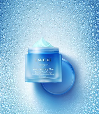 South Korea's Amorepacific is launching its hydration focused premium brand LANEIGE in Europe exclusively through Sephora. The LANEIGE range available at Sephora includes the 'Water Sleeping Mask', a popular night time skincare product sold every 11 seconds around the world.