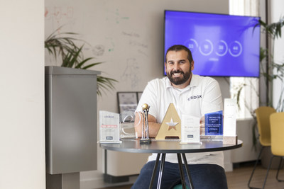 David Bernabeu, CEO at Citibox.