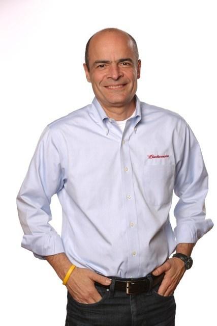 Carlos Brito, CEO of Anheuser-Busch InBev
