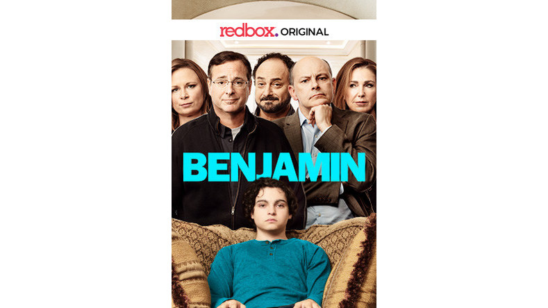 Redbox Exclusively Acquires Bob Saget Film Benjamin A Dark Comedy About A Serious Topic