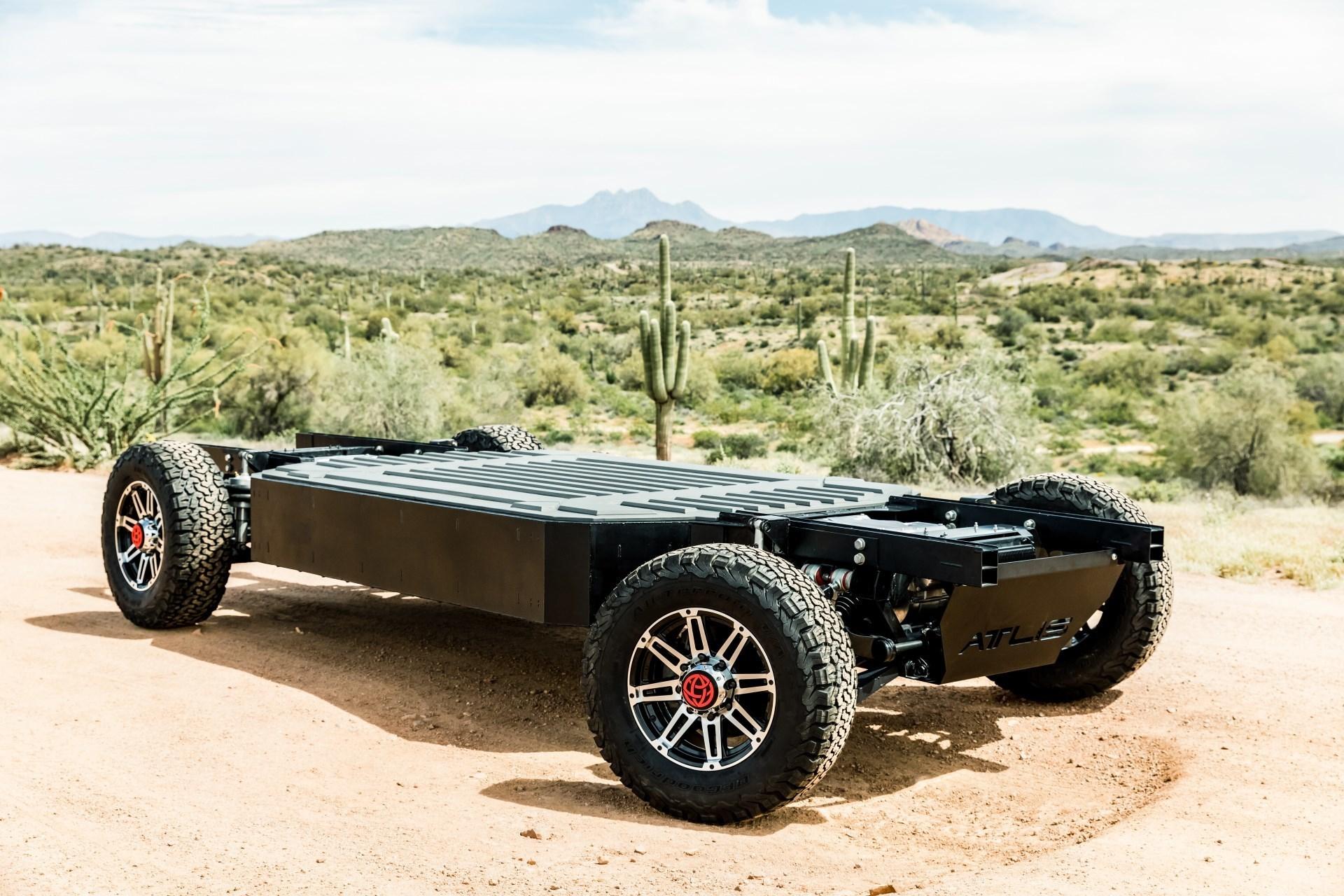 Atlis Motor Vehicles XP Platform