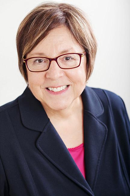 La présidente de l'Ordre des hygiénistes dentaires du Québec, Diane Duval. (Groupe CNW/ORDRE DES HYGIENISTES DENTAIRES DU QUEBEC)