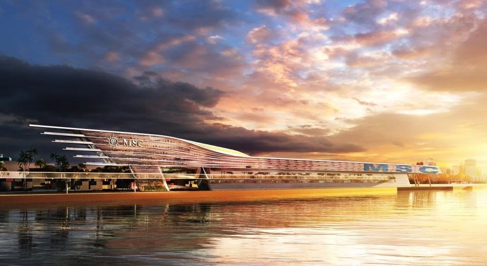 MSC Cruises Unveils Plans For Highly-Innovative Multi-Cruise Ship