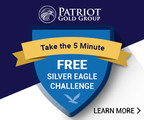 "The Patriot Gold Group again named ""A Best Gold IRA Company"" by Retirement Living For 2019"