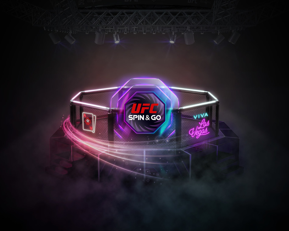 The UFC-branded Spin & Go is now live on PokerStars